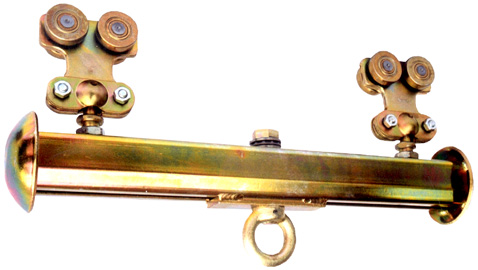 .T26 Flight Bar with Rotating Eye Nut