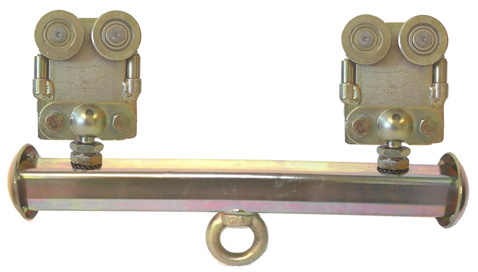 .T65 Flight Bar with Eye Nut  (2 x .T42 trolley)