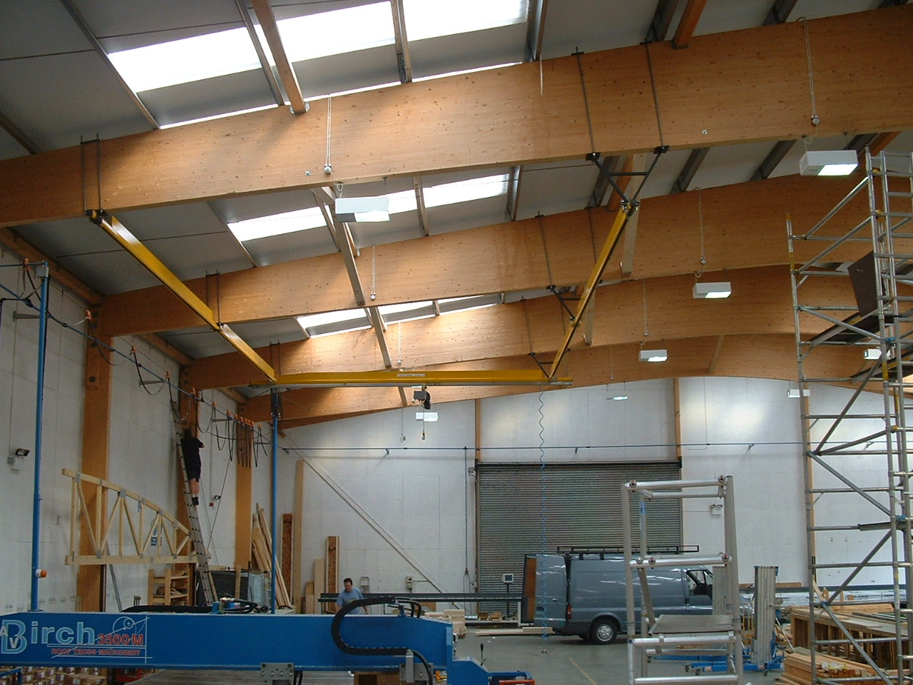 Why Choose Niko Ltd For Timber Roof Truss Lifting Solutions