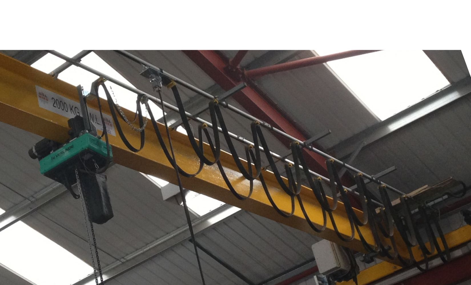Festoon Cable Trolley, C-track Trolley, Mobile Equipment