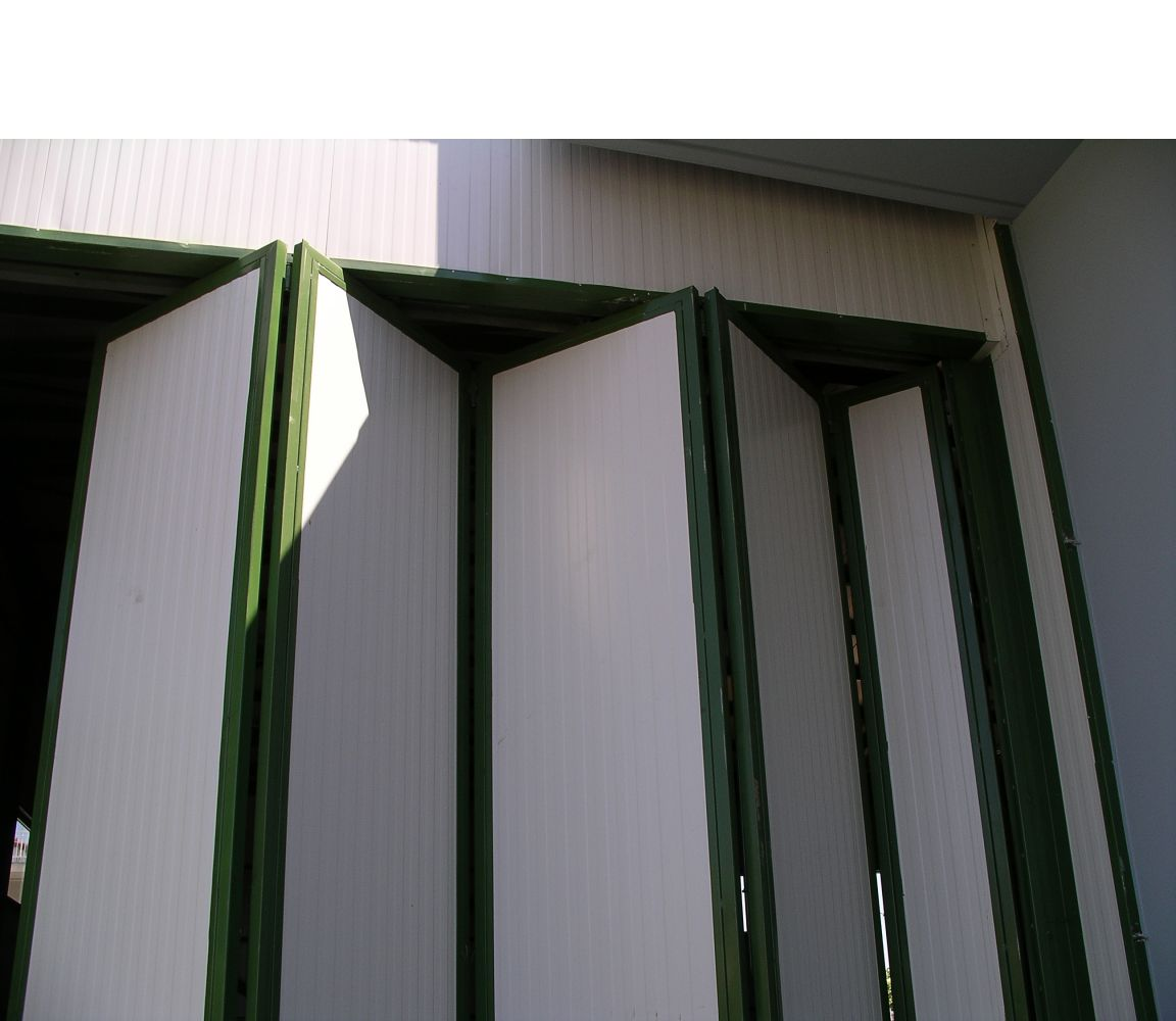Niko b folding door track systems for Folding doors