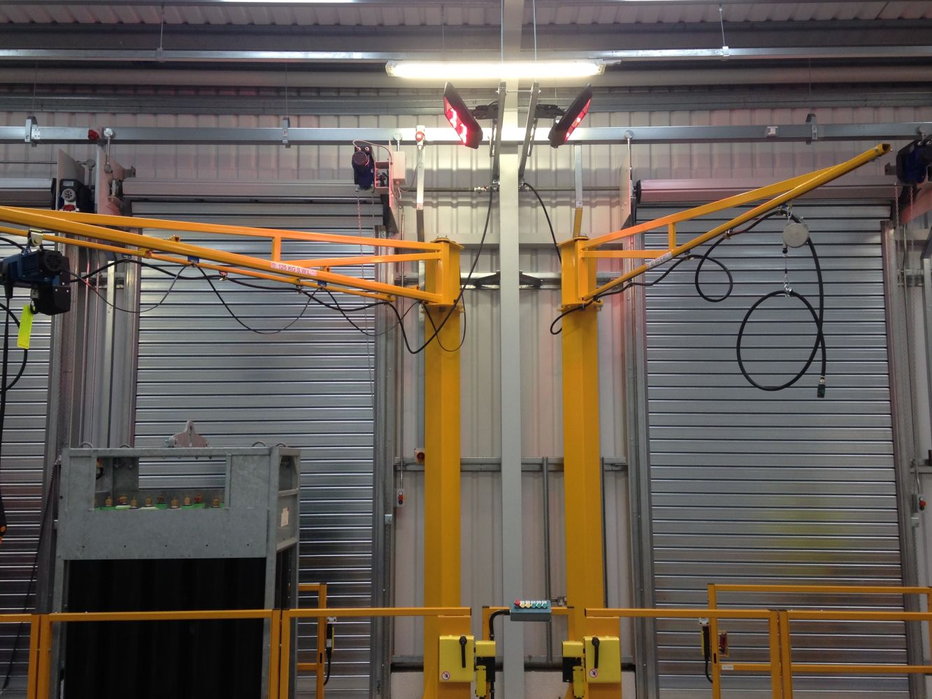 Tool Suspension Track Systems