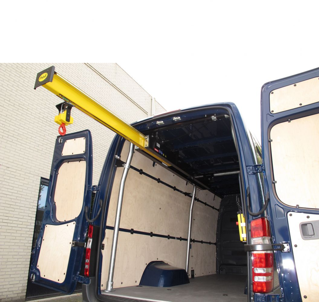 Van Lifting Roof Visiontech S New T6 Demonstrator Hilo