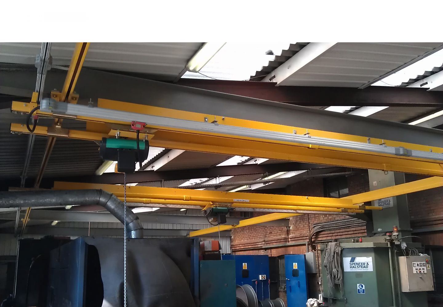 Ncl Enclosed Conductor Bar