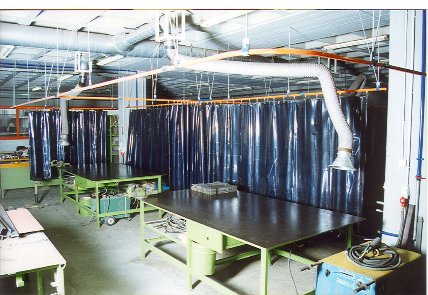 Niko Sliding Curtain Track Systems